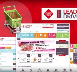 Intégration Graphique – Leader Drive