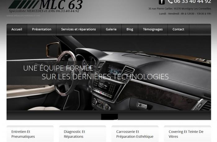 Création site internet – MLC